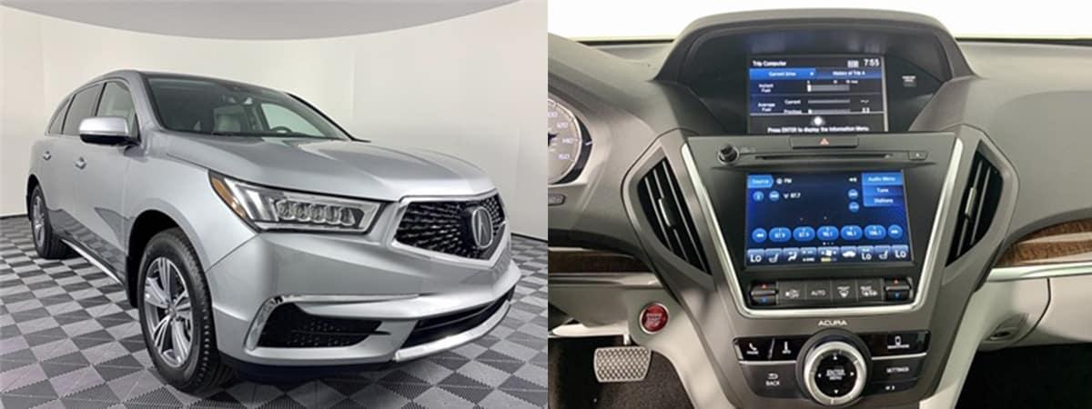 2020 Acura MDX 3.5L | Acura of Lafayette