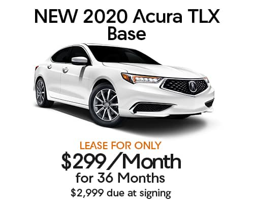 2020 Acura TLX Lease Offer