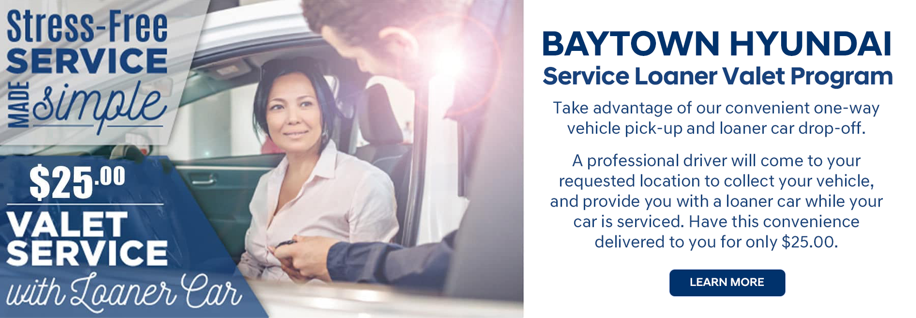 baytown service valet