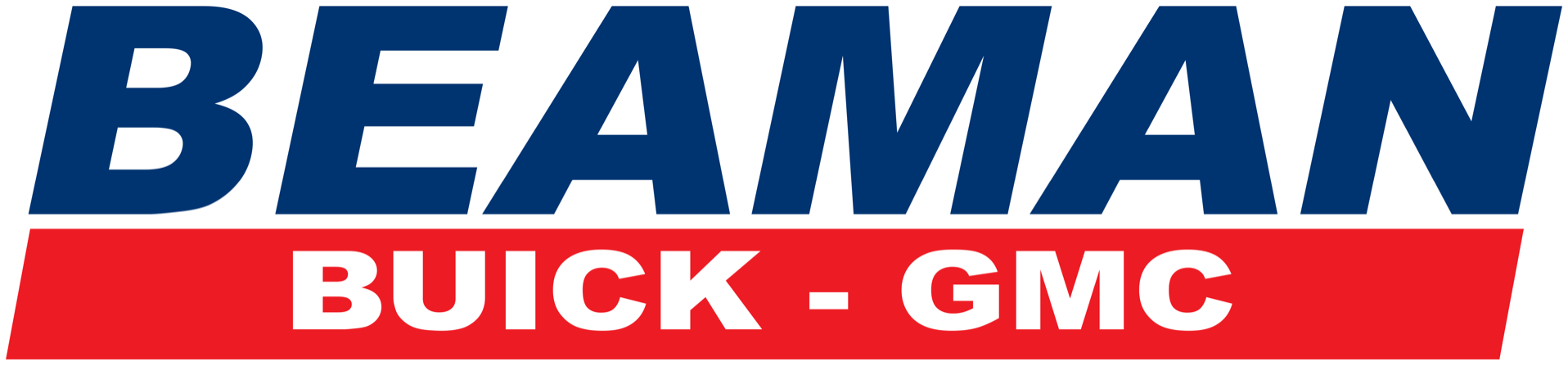 Beaman Buick GMC logo
