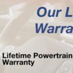 Exclusive Lifetime Warranty at Beaman Buick GMC