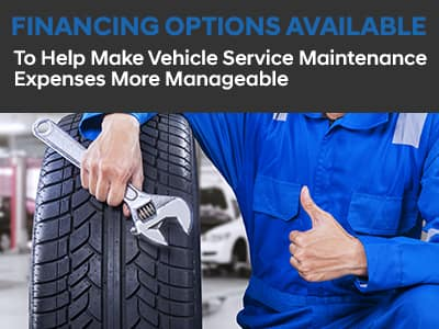 Service Financing Options
