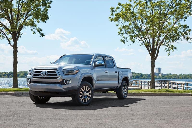 2020 Toyota Tacoma exterior | Bert Ogden Toyota | Harlingen, TX