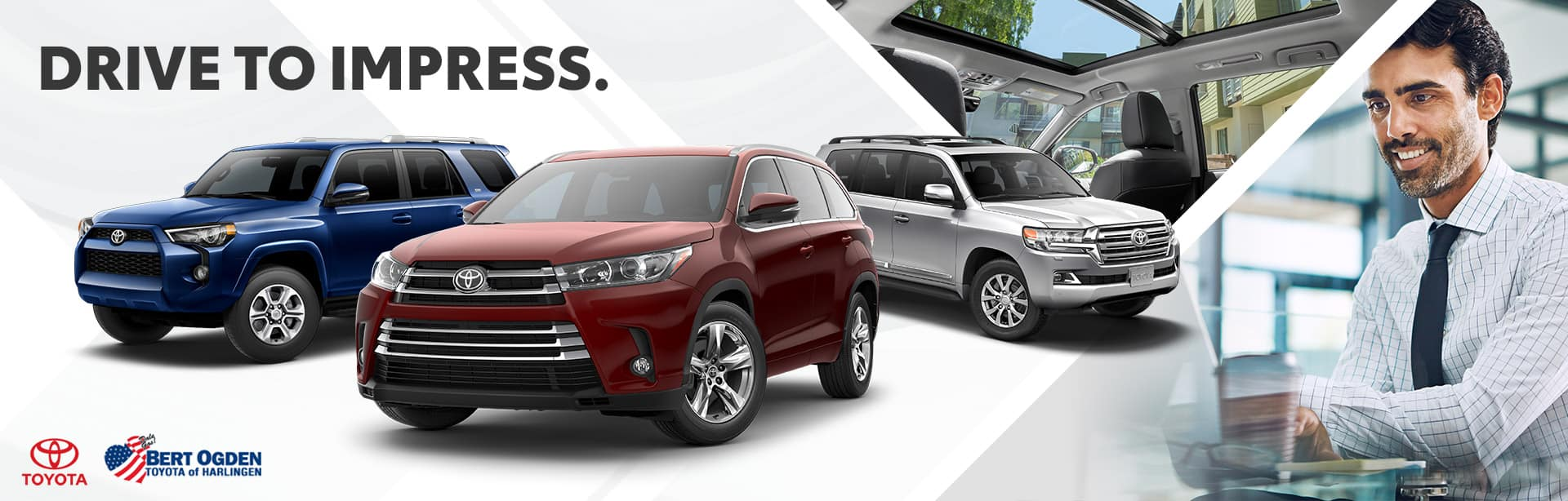 Toyota Models to Impress | Bert Ogden Toyota | Harlingen, TX