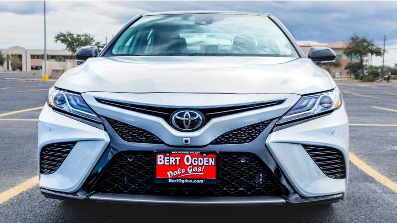 Toyota Camry | Bert Ogden Toyota | Harlingen, TX