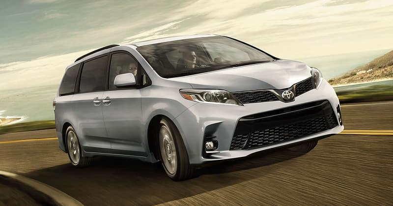 2021 Toyota Sienna | Bert Ogden Toyota | Harlingen, TX