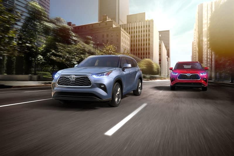 Toyota Highlander | Bert Ogden Toyota | Harlingen, TX