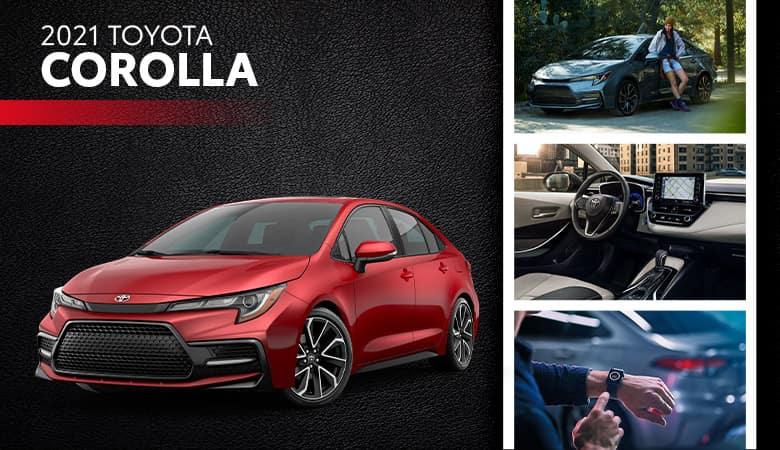 2021 Toyota Corolla | Bert Ogden Toyota | Harlingen, TX