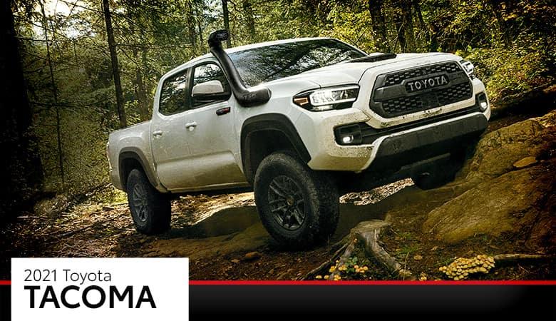 2021 Toyota Tacoma | Bert Ogden Toyota | Harlingen, TX