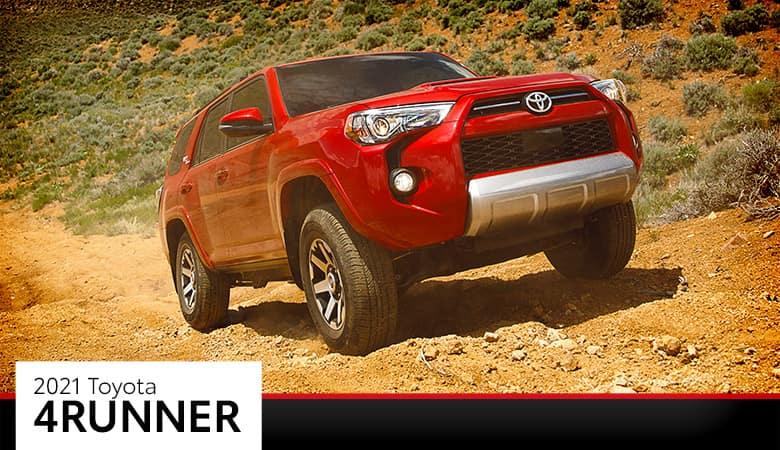 2021 Toyota 4Runner | Bert Ogden Toyota | Harlingen, TX