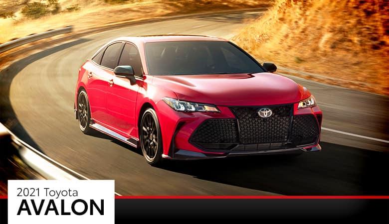 2021 Toyota Avalon | Bert Ogden Toyota | Harlingen, TX