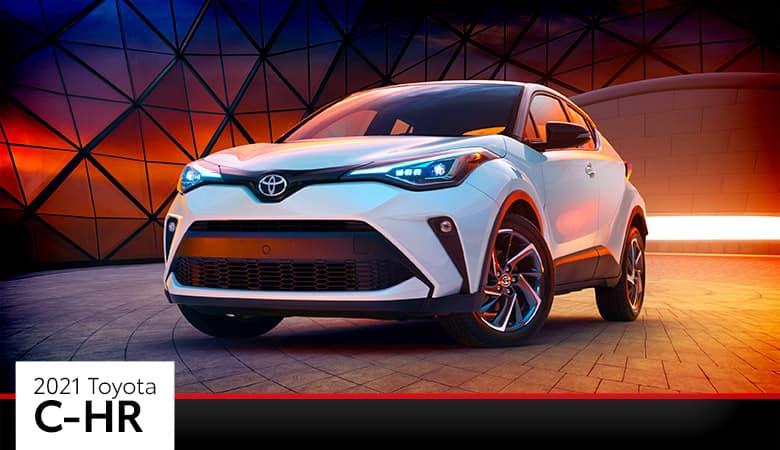 2021 Toyota C-HR | Bert Ogden Toyota | Harlingen, TX