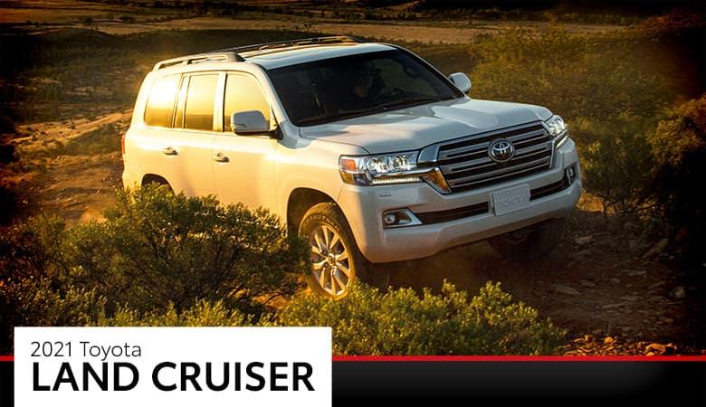2021 Toyota Land Cruiser | Bert Ogden Toyota | Harlingen, TX