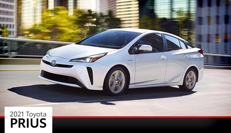 2021 Toyota Prius | Bert Ogden Toyota | Harlingen, TX