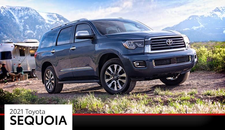 2021 Toyota Sequoia | Bert Ogden Toyota | Harlingen, TX