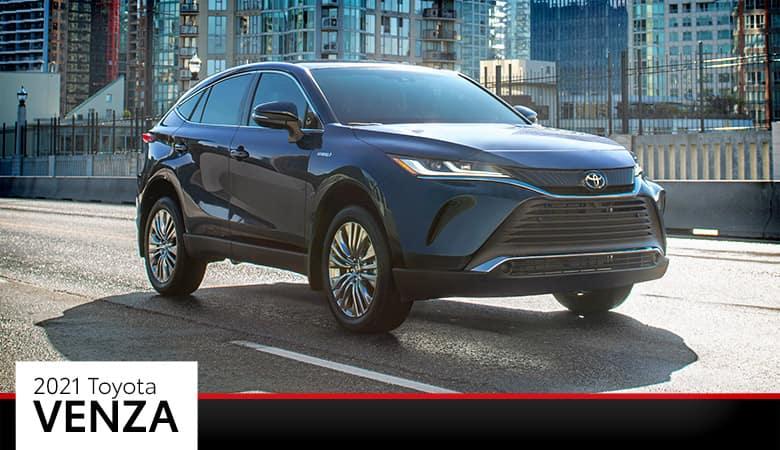 2021 Toyota Venza | Bert Ogden Toyota | Harlingen, TX