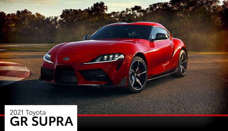 2021 Toyota GR Supra | Bert Ogden Toyota | Harlingen, TX