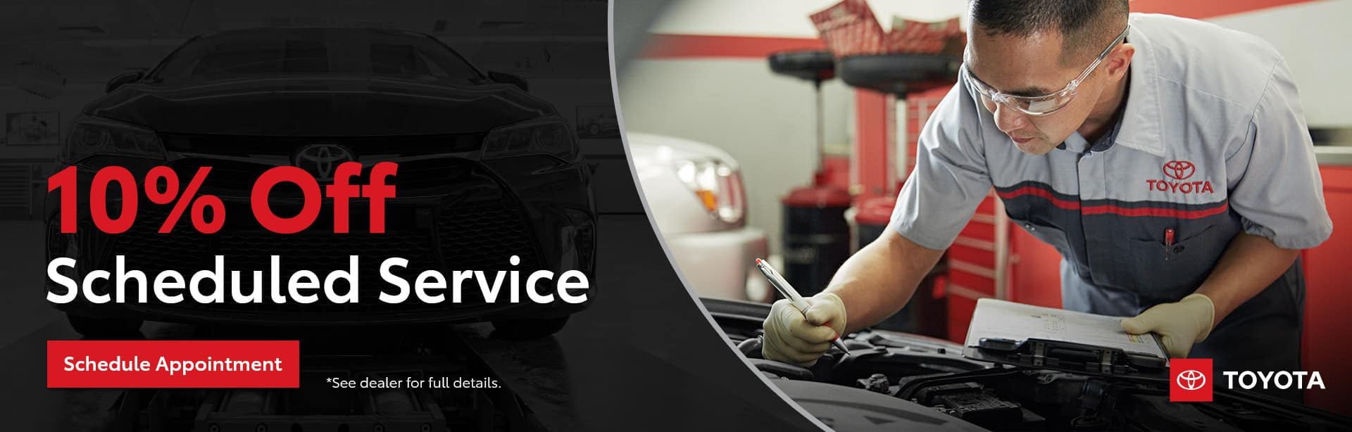 10% off Scheduled Service | Bert Ogden Toyota | Harlingen, TX