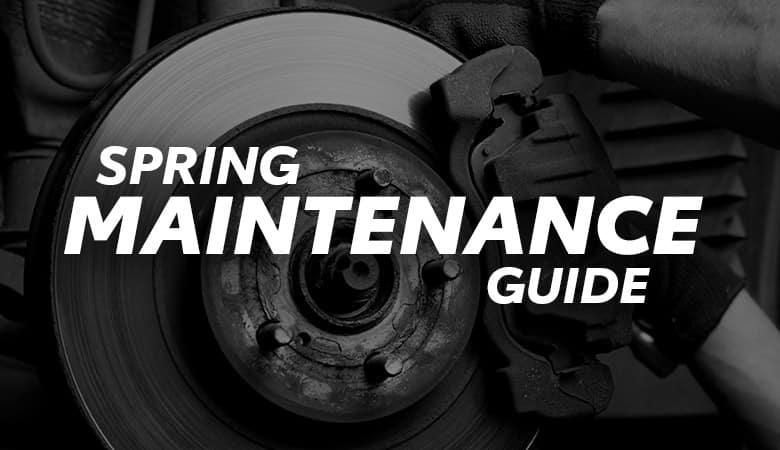 Spring Maintenance Tips | Bert Ogden Toyota | Harlingen, TX