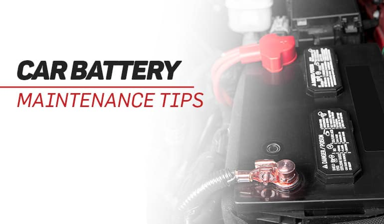 How to Take Care of Your Car Battery | Bert Ogden Toyota | Harlingen, TX