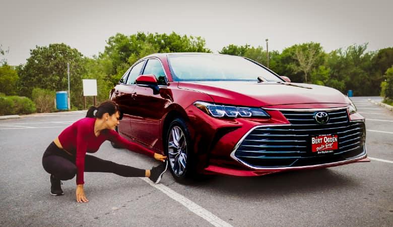 2019 Toyota Avalon - Bert Ogden Toyota in Harlingen, Texas