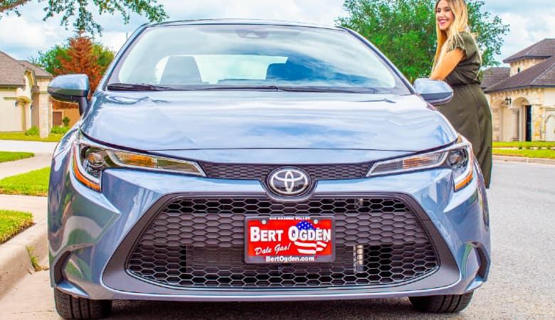 2021 Toyota Corolla - Bert Ogden Toyota in Harlingen, Texas