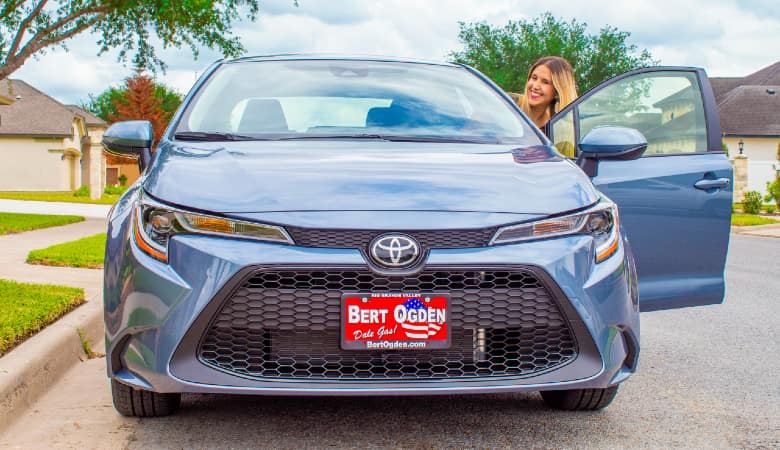 2021 Toyota Corolla | Bert Ogden Toyota | Harlingen, Texas