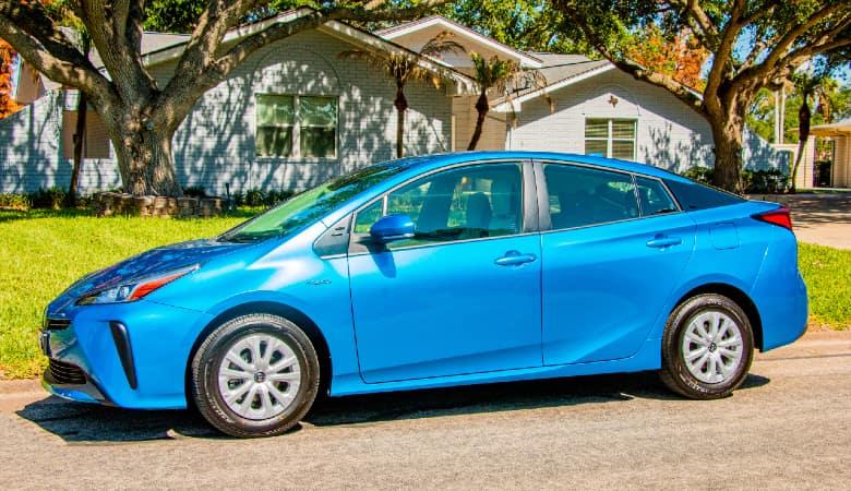 2021 Toyota Prius | Bert Ogden Toyota | Harlingen, Texas