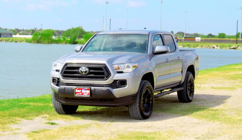 2021 Toyota Tacoma - Bert Ogden Toyota in Harlingen, Texas