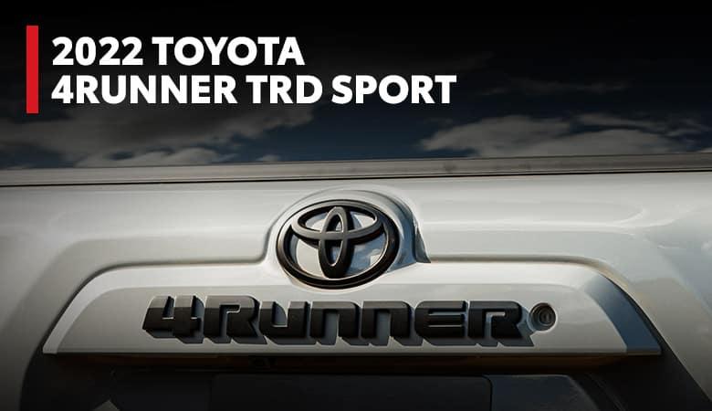 2022 Toyota 4Runner TRD Sport  | Bert Ogden Toyota in Harlingen, Texas