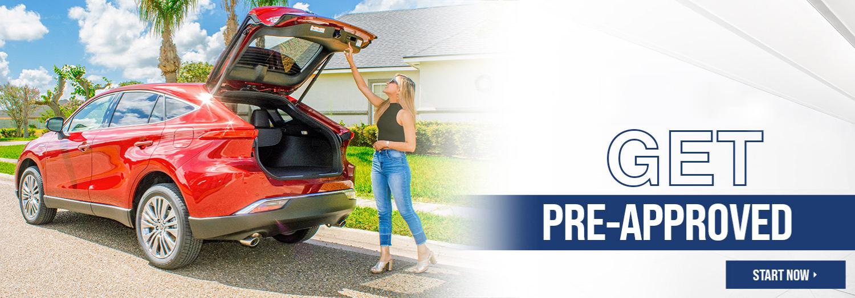 Get Pre-Approved   Bert Ogden Toyota in Harlingen, Texas