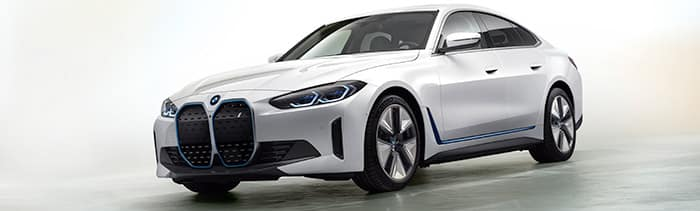 Pre-Order the All New BMW i4