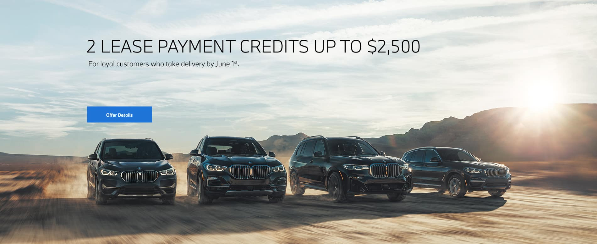 2 Payment Lease Credit