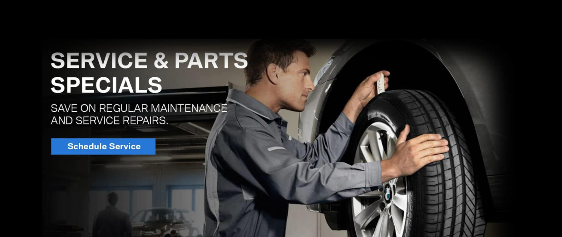 Service and Parts Specials