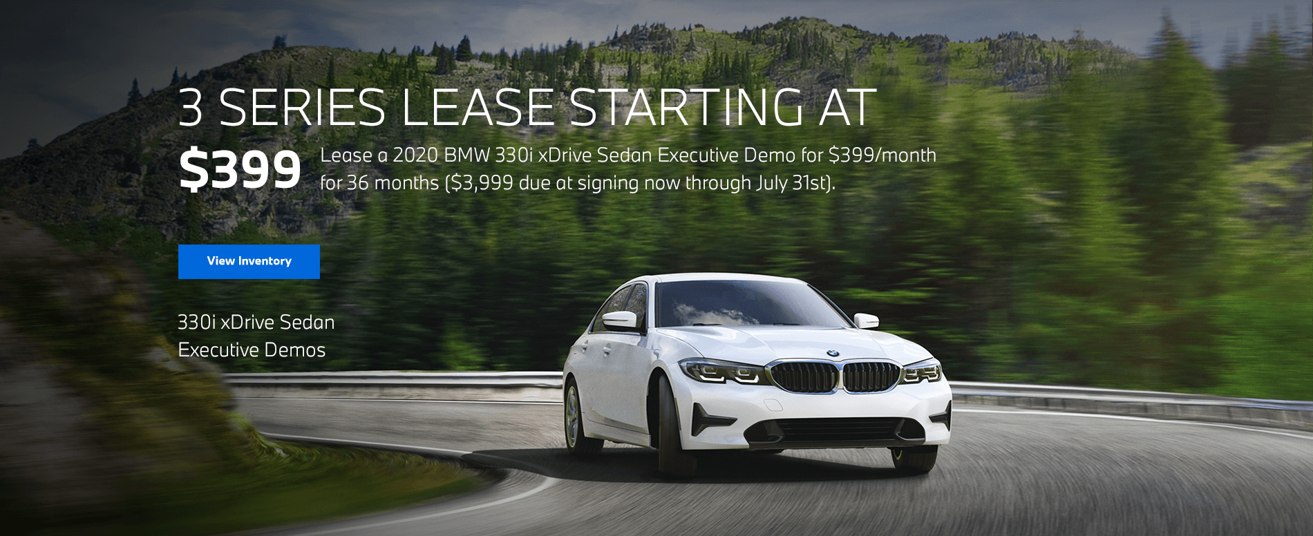 BMW 3 Series July