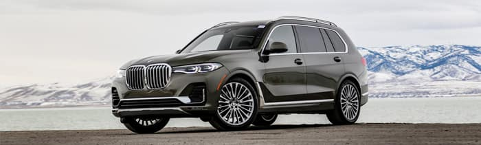 2020 BMW X7 xDrive40i