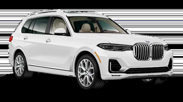2019, 2020 BMW X7