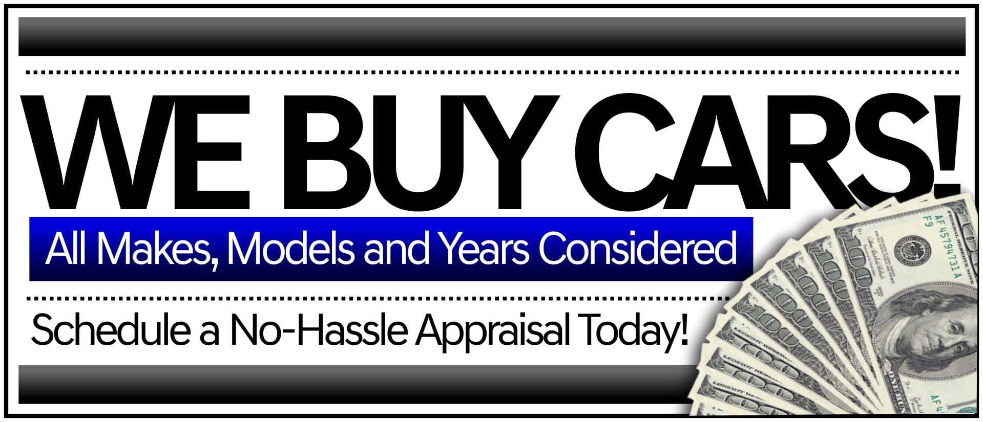 BBN Website Banner – We Buy Cars