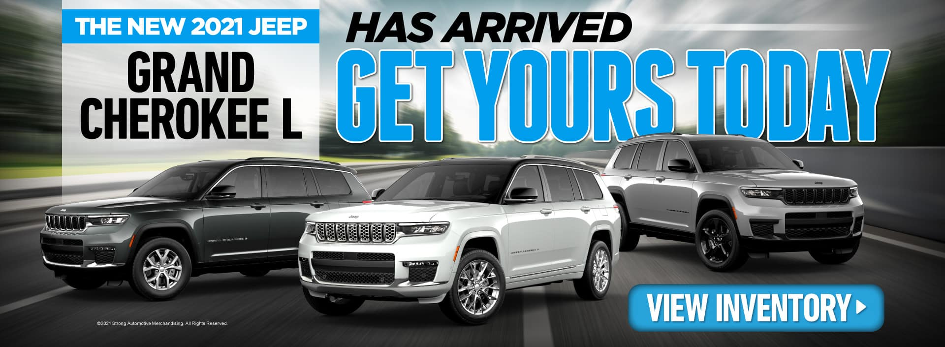 The All New Jeep Grand Cherokee Has Arrived