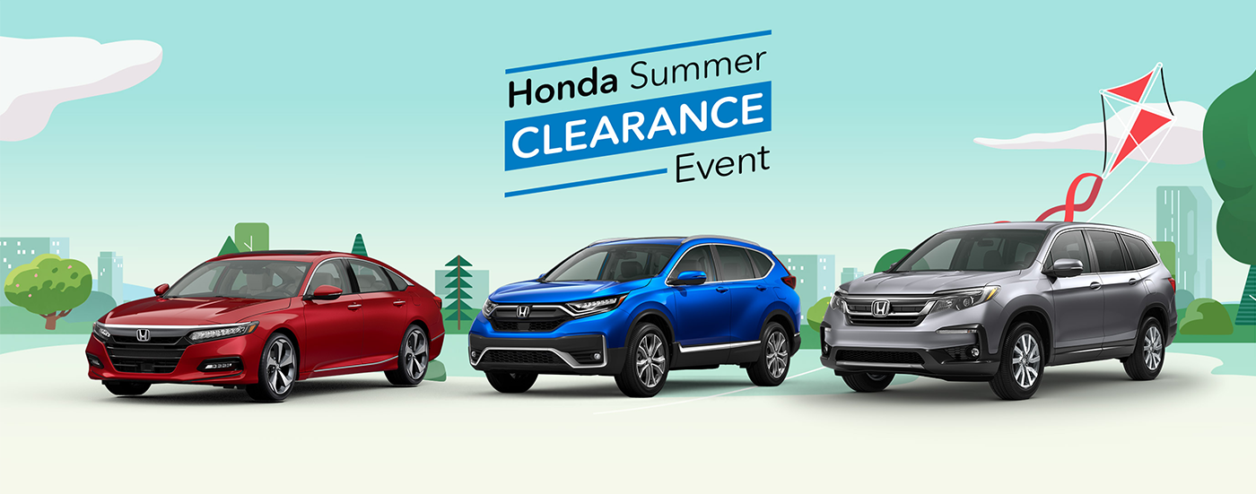 2020 Summer Clearance Event