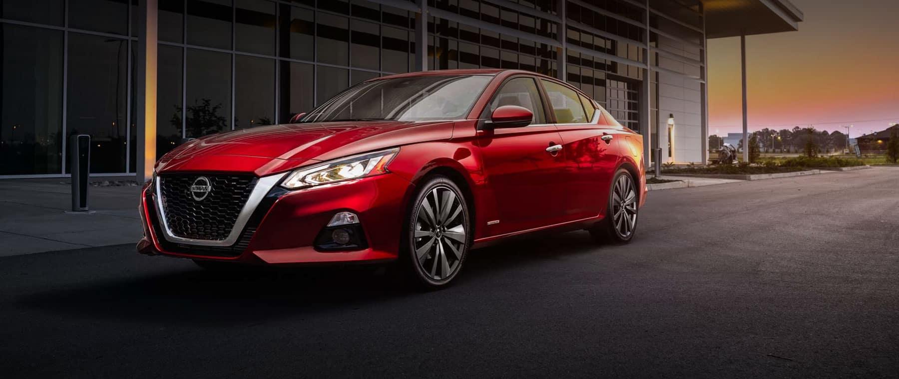 2020 Nissan Altima®