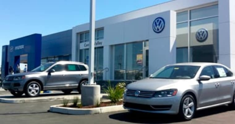 Central Valley Volkswagen