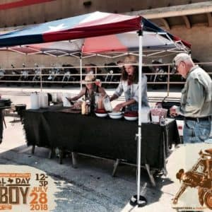 Cowboy Harley Davidson Party With Us Pic Food Stand