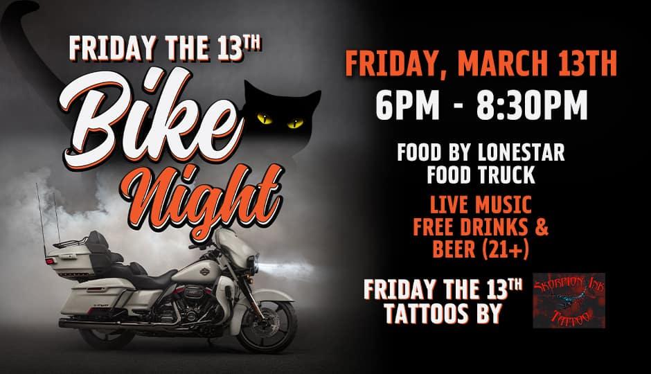 Bike Night Alamo 13th R