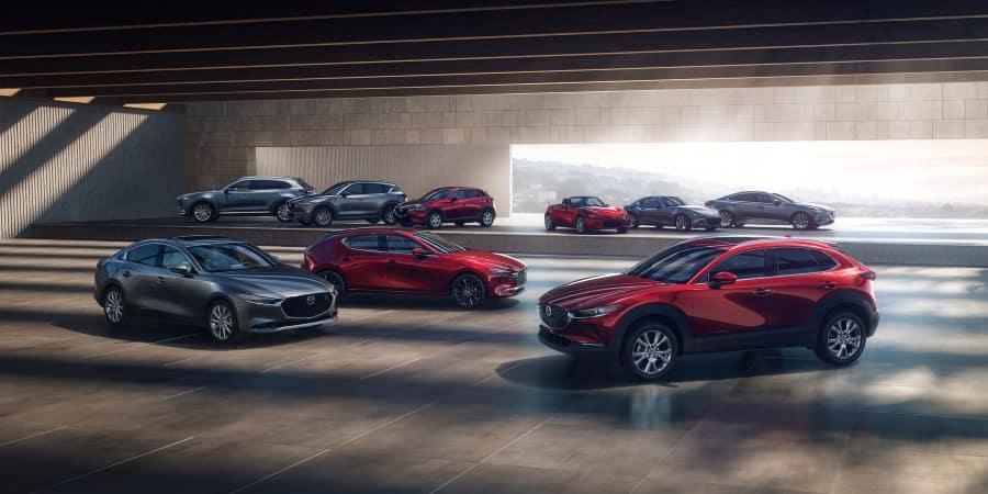 The 2020 Mazda model lineup - El Dorado Mazda in McKinney, Texas