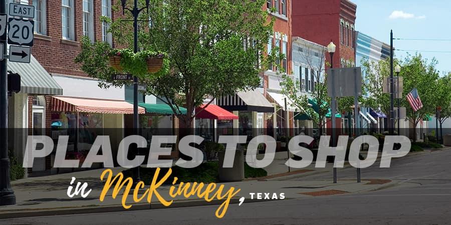 Places to Shop in McKinney, Texas - El Dorado Mazda