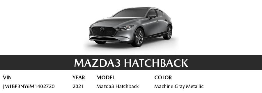 Mazda3 Hatchback | El Dorado Mazda in McKinney, Texas