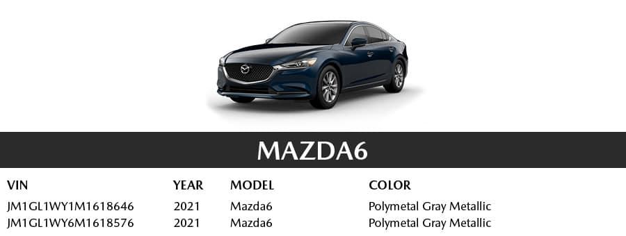 Mazda6 | El Dorado Mazda in McKinney, Texas