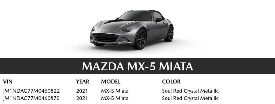 Mazda MX-5 Miata | El Dorado Mazda in McKinney, Texas