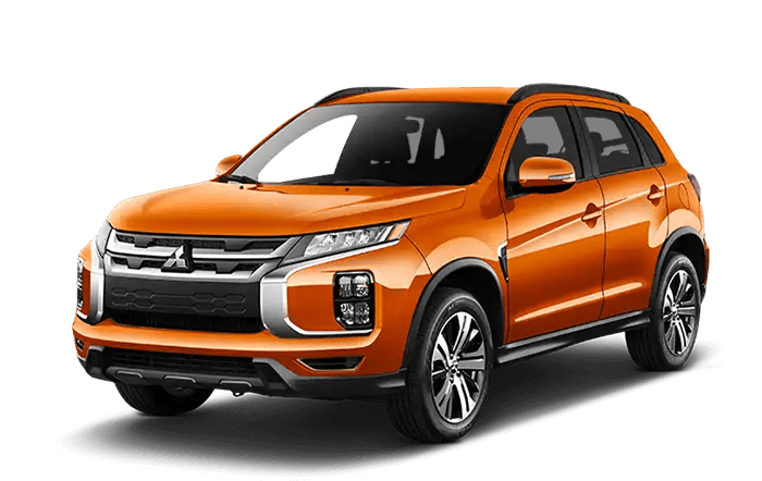 2020 Mitsubishi Outlander Sport Orange
